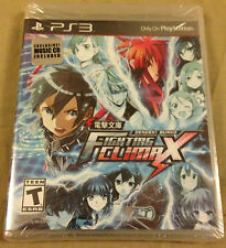 Dengeki Bunko: Fighting Climax (Sony PS3, 2015) With Exclusive Music CD Sealed