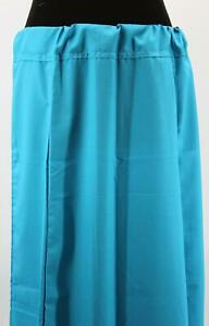Cotton Saree Women Petticoat Indian Underskirt Skirt Sari Inskirt