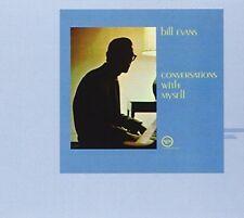 BILL EVANS CONVERSATIONS WITH MYSELF REMASTERED DIGIPAK CD