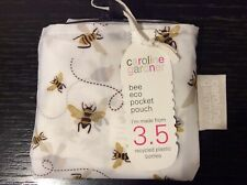 Caroline Gardner Bee Pocket Pouch Bag BNWT