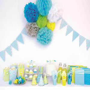JaBaDaBaDo Geburtstag Junge Party Kindergeburtstag Set Kinderparty Deko Baby