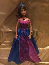 Barbie As The Diamond Castle HTF Alexa Doll Brunette