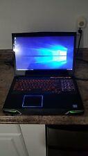 Alienware M17x r4, i7 3840qm, 32gb ram, Nvidia GtX680m, 500gb SSD, DELL WARRANTY