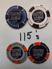 Harley Davidson 115th Anniversary Silver Eagle HD Poker Chip