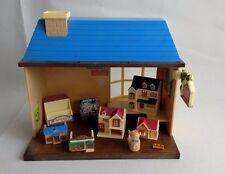 Sylvanian Families Negozio di giocattoli con case in miniatura NEGOZIO incompleto RICAMBI doll