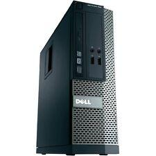 FAST Dell Optiplex 390 SFF Intel Core i5 2nd Gen 8 GB  500 GB Windows 7 WIFI