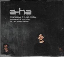 a-ha Summer Moved On CD Single