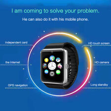 Wireless Smartwatch Wrist Mobile Smart Watch Phone Waterproof Wear Os Bracelet