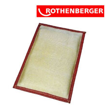 Rothenberger Plumbers SUPERMAT Soldering Mat 67023 Heavy Duty Padded Heat Proof