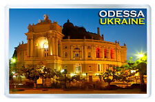 ODESSA UKRAINE FRIDGE MAGNET SOUVENIR IMAN NEVERA