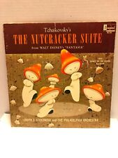 Tchaikovsky's The Nutcracker Suite LP  Disneyland Top Hit: Fantasia