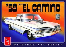 AMT 1:25 1959 Chevy El Camino Plastic Model Kit AMT1058