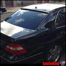 Rear Roof Spoiler Window Wing (Fits: Lexus LS430 2001-06 XF30) SpoilerKing