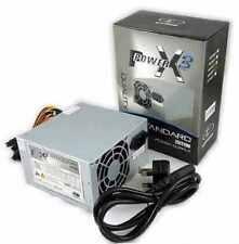 Sumvision Ventilador Silencioso X3 500W Pc Computadora Atx De La Fuente de alimentación PSU sin cable de alimentación