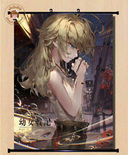 Anime Saga of Tanya the Evil Youjo Senki Home Decor Poster Wall Scroll Mural #N7