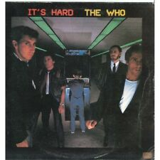 The Who Lp Vinile It's Hard / Polydor 2311 180 Nuovo