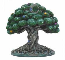 NEW TREE OF LIFE WICCA CELTIC SPIRITUAL STATUE BY LUNA LAKOTA