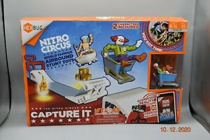 Hex Bug The Nitro Circus Capture It! Brand New Ages 8-16 Stunt Set