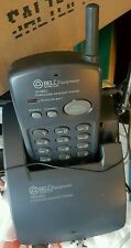 Bell 900 MHZ Hands-Free Cordless Telephone BE-900 MHZ Headset 1 Line NEW BATTERY
