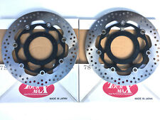 HONDA CB900 F HORNET  FRONT BRAKE DISCS 2002 TO 2007 JAPANESE TOURMAX  OFFER