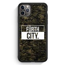 Fürth City Camouflage iPhone 11 Pro Max Silikon Hülle Motiv Design Deutschlan...