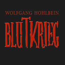Audiobook CD Wolfgang Hohlbein Blutkrieg Edition 5cds