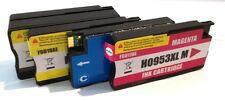 4  Drucker Patronen für HP 953 kompatibel XL Officejet Pro 8100 8610 8620 8630