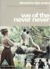 We Of The Never Never IGOR AUZINS RARE (UK RELEASE) DVD