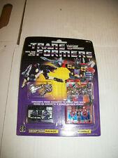Hasbro Transformers Walmart Reissue G1 RAVAGE & RUMBLE Decepticon Cassettes NEW