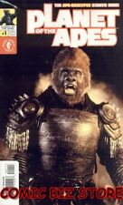 PLANET OF THE APES #1 VAR (2001) 1ST PRINTING BAGGED & BOARDED DARK HORSE COMICS