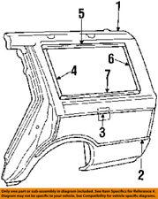 CHRYSLER OEM 84-86 LeBaron Exterior-Molding Trim 4276028