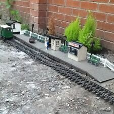 Complete station halt kit for Garden Railway 16mm Scale SM32 G45 Narrow Gauge.