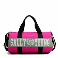 Ladies Sally Young Sports Bags FUSHIA Tote & Crossbody Traveling Shoulder Bag