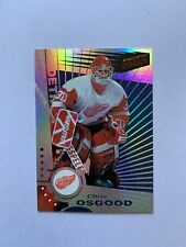 1997-98 Pacific Dynagon Tandems #12 Chris Osgood & Martin Brodeur