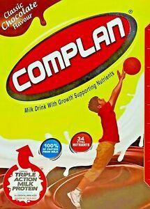 Complan Chocolate Flavor-1 Kg Pack-Complete Food For Children US Seller