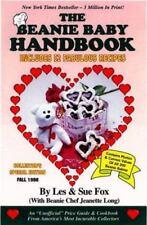 The Beanie Baby Handbook, Les & Sue Fox, Jeanette Long, 1892141019, Book