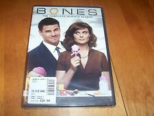 BONES Seventh Season 7 Seven 4-Disc David Boreanaz Emily Deschanel DVD SET NEW