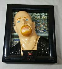 VTG Stone Cold Steve Austin Picture Toy WWE WWF Wrestling 90's WCW