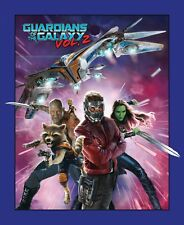 1 Guardians of the Galaxy Vol. 2 panel  Wallhanging/Lap Quilt Panel  Fabric
