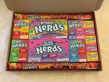 Wonka nerds American sweets gift box - USA Candy hamper - Retro nerds present
