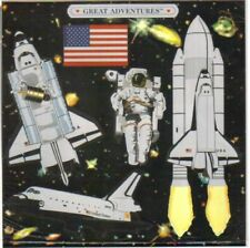 Mrs Grossman's Space Shuttle Astronaut Stickers