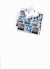 100 45¢ U.S. MINT POSTAGE STAMPS Plus 100 5¢ Stamps To Make 50¢ Current Rate.