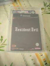 >> VGA 85 NINTENDO GAMECUBE RESIDENT EVIL REBIRTH PAL FR NEW FACTORY SEALED! <<