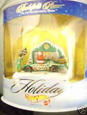 Holiday Hot Wheels Rudolph's Racer  Series 4  No.2 of 3