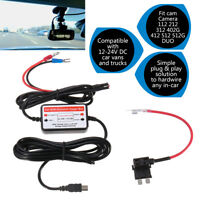 Car Dash Camera Cam Hard Wire Kit FOR Nextbase 101 112 212 302 312 402G 412 DUO