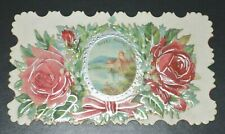 1880's VICTORIAN CALLING CARD INVITATION ANNOUNCEMENT CARDS EMBOSSED LOT #19