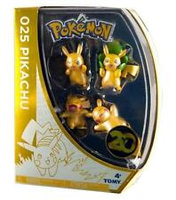 TOMY Pikachu 2002-Now Action Figures