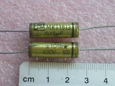 3 x ERO MKT1813 Kondensator 0,15µF 630V