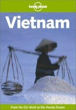 LONELY PLANET:  VIETNAM  (2001)    EX-LIBRARY