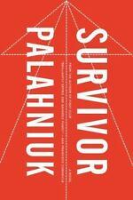 Survivor by Chuck Palahniuk (2010, Paperback)